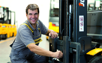 Forklift Bakımı